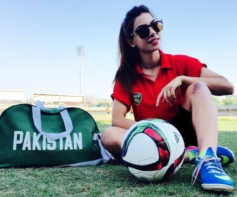 Pakistan football team striker Shahlyla Baloch dies in Karachi car crash [Dawn]