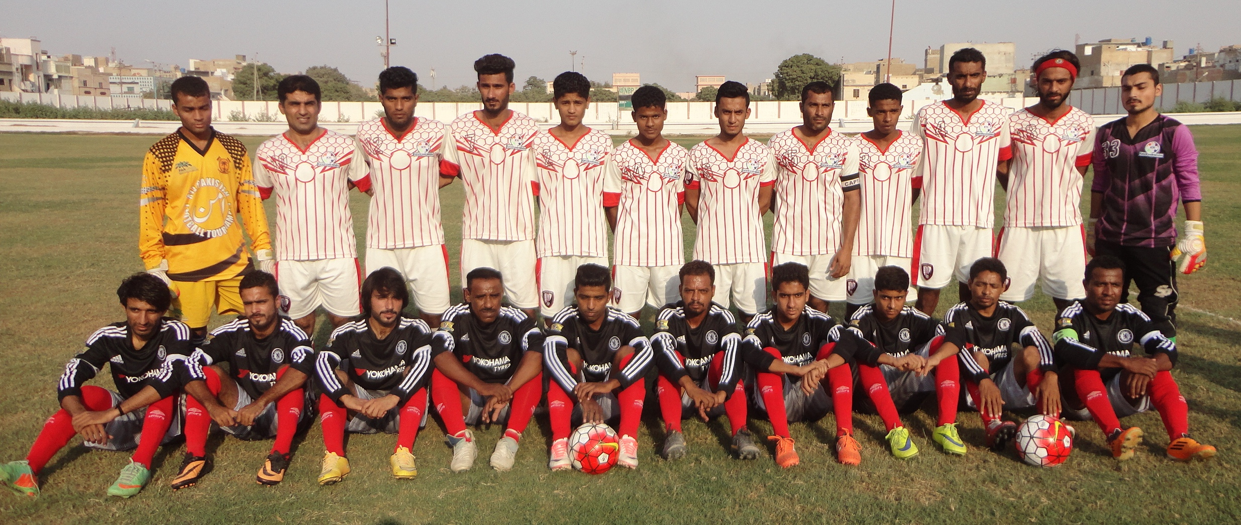 Baloch Mujahid and All Brothers book berth in semis