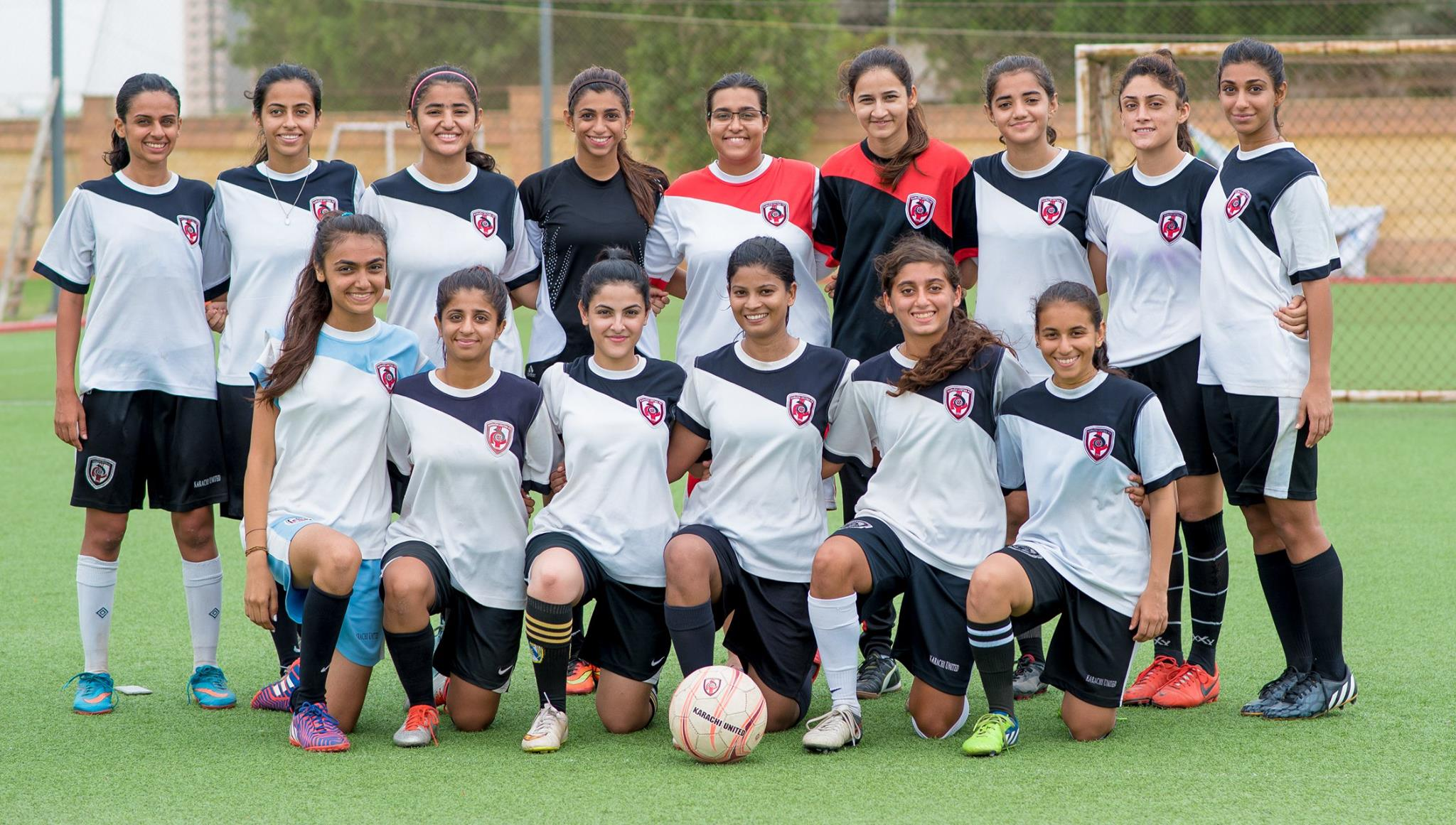 Why is there a different moral goalpost for female footballers in Pakistan? [Dawn]