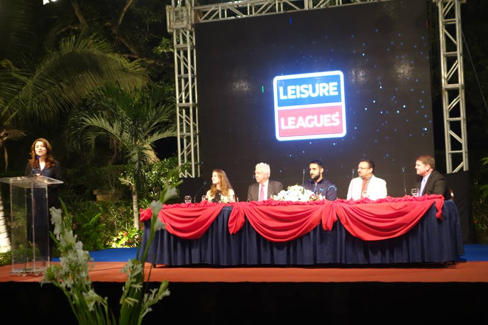 Leisure Leagues Arrives In Pakistan!