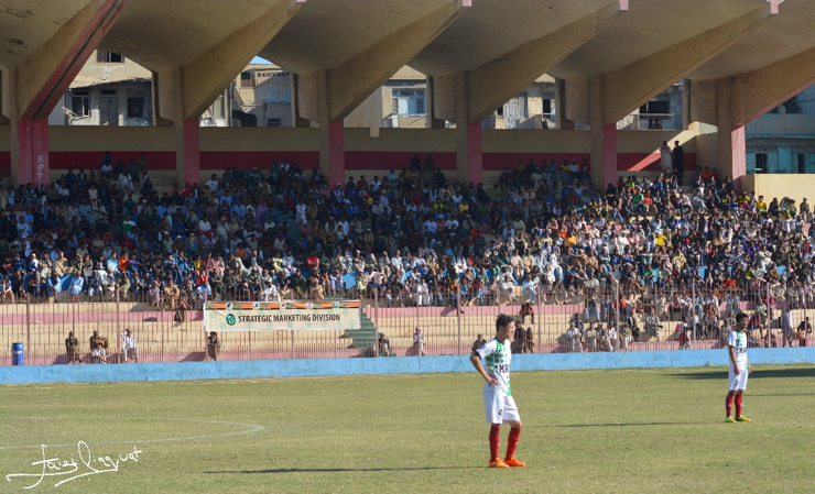 Murtuza's Late Solo Effort Helped KRL to Reached the Final