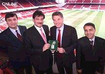 Football being promoted in Pakistan: Faisal [Pak Tribune]