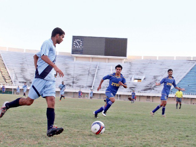 Mixed feelings as All-Pakistan Football Tournament set to kick off [Express Tribune]