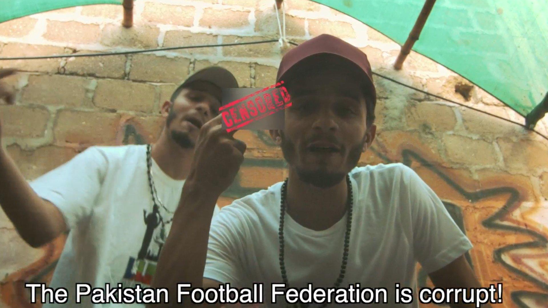 Football: THE SONG OF LYARI [Dawn]