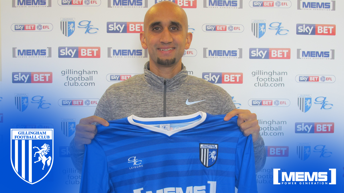 Zesh Rehman joins English League One side Gillingham FC