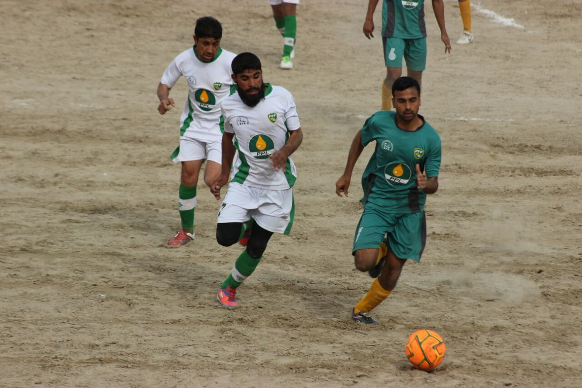 Chaman and Sibi qualifed for final round – PPL Balochistan Football Cup 2017