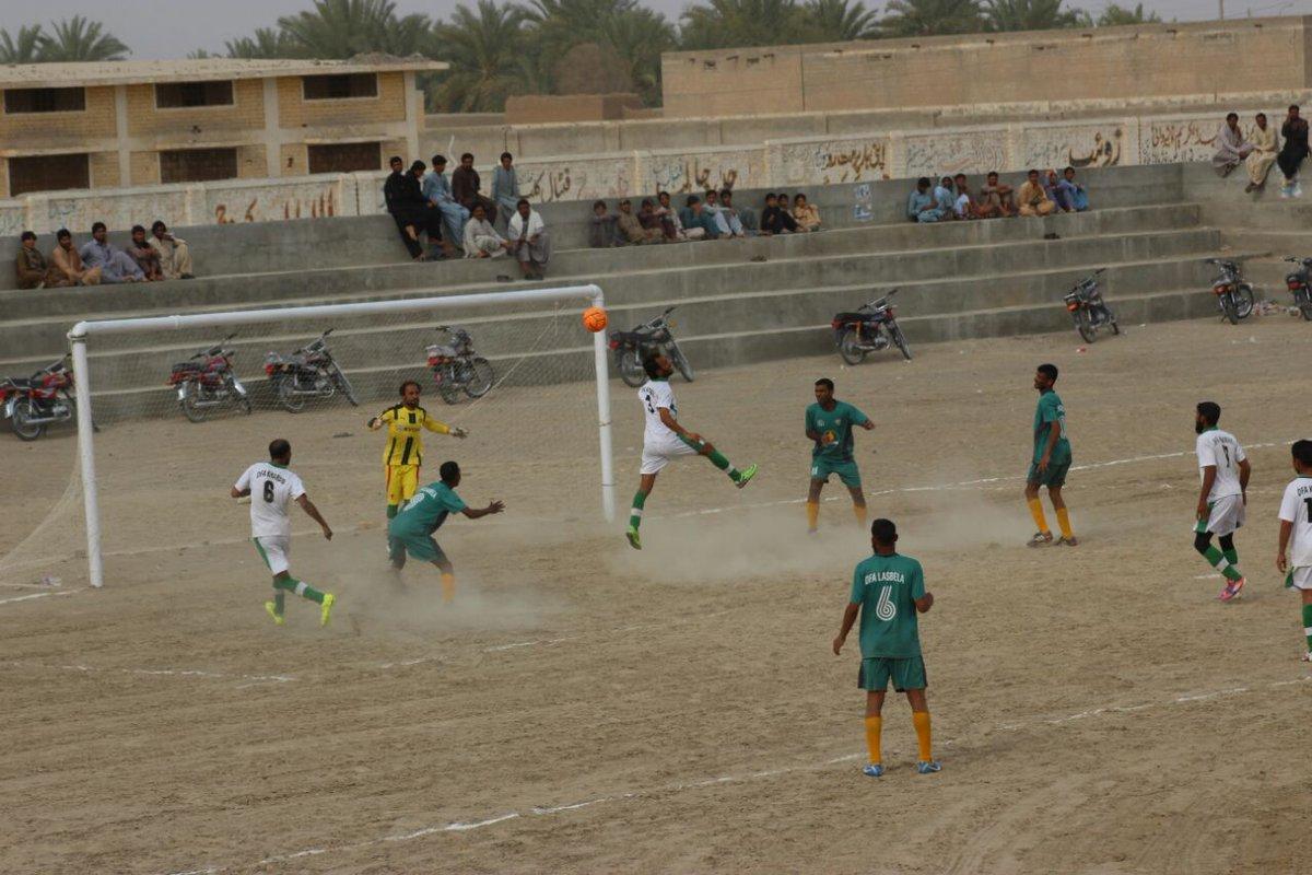Loralai, Sibi, Khuzdar win in Balochistan Football Cup [The News]