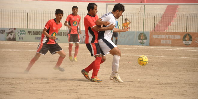PPL Balochistan Football Cup 2017, Qualifying round nearing end.