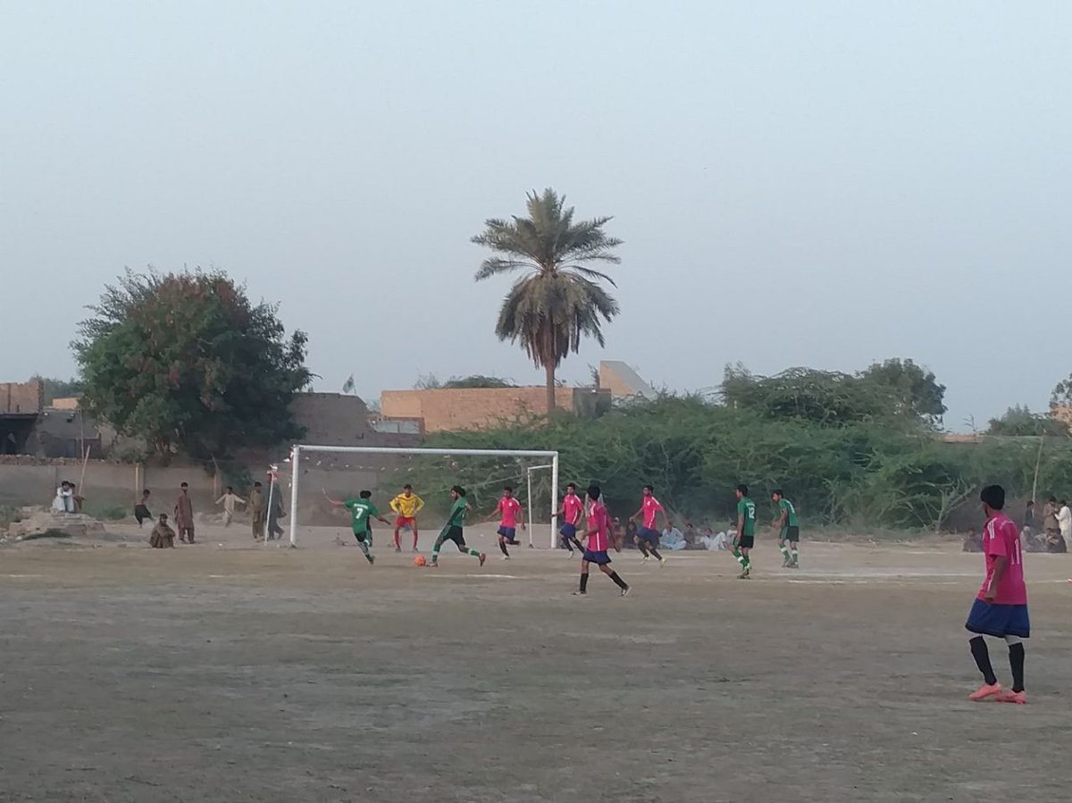 Jaffarabad qualify for Balochistan Cup quarters [Dawn]