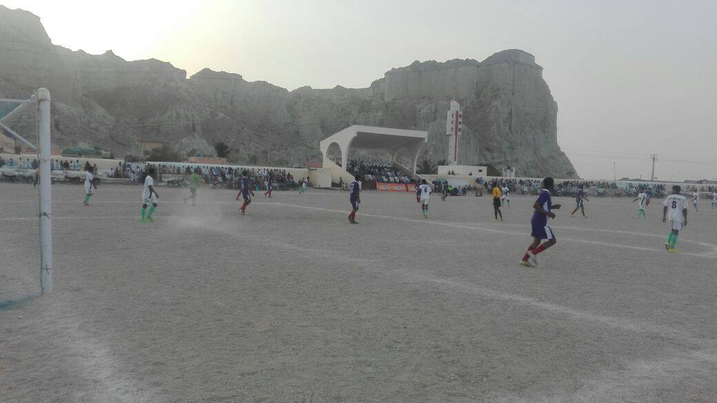 'Gwadar's identity is football, not cricket' [Express Tribune]