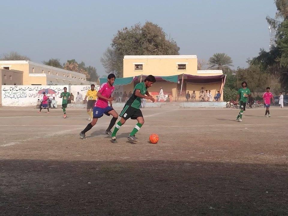 Balochistan Cup in full swing [Dawn]