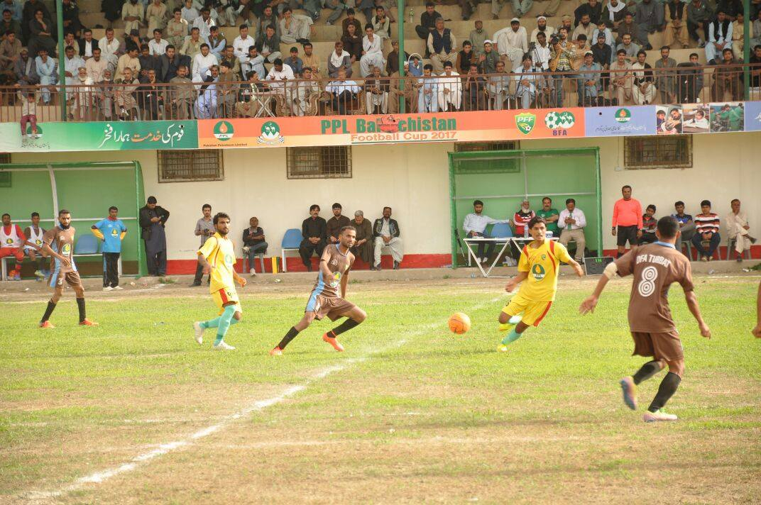 PPL Balochistan Cup semi-finalists decided!