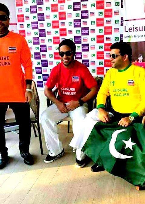 Brazilian football legend Ronaldinho announces Pakistan trip [Dawn]