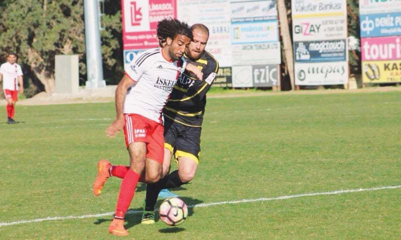 Saddam enjoying 'competitive' Northern Cyprus experience [Dawn]