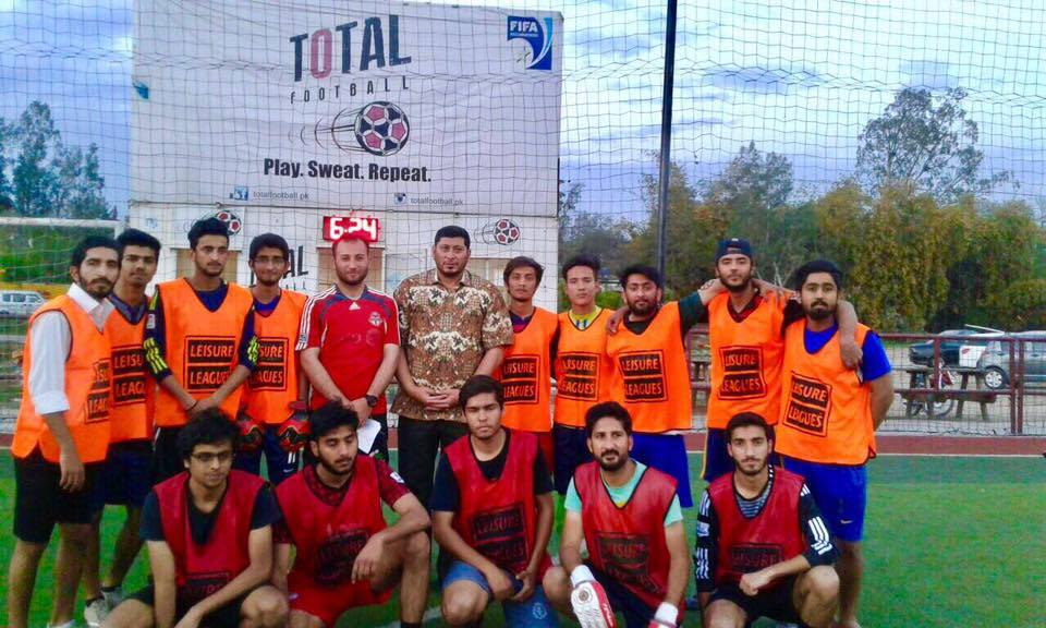 Leisure Leagues continue at Ayub Park