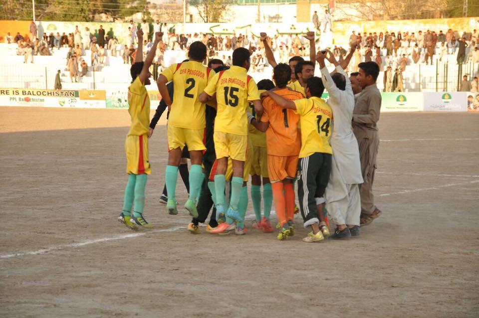 Panjgur on cloud nine after reaching PPL Balochistan final