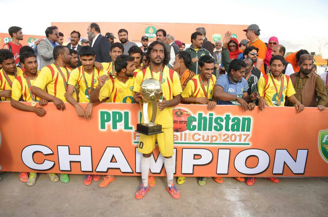 Balochistan Football Cup winners: Panjgur's story of determination [Express Tribune]