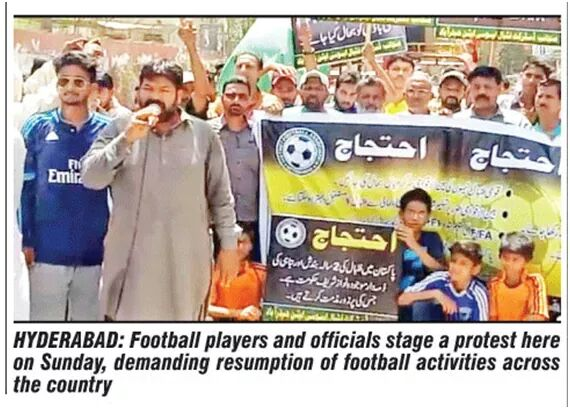 SC to hear football case on April 6 [The News]
