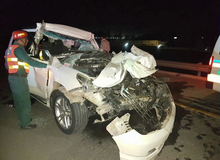 PFF chief injured in road accident [The News]
