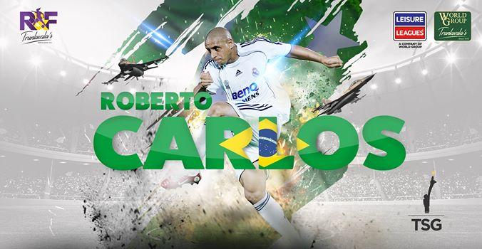 Roberto Carlos latest Leisure Leagues recruit