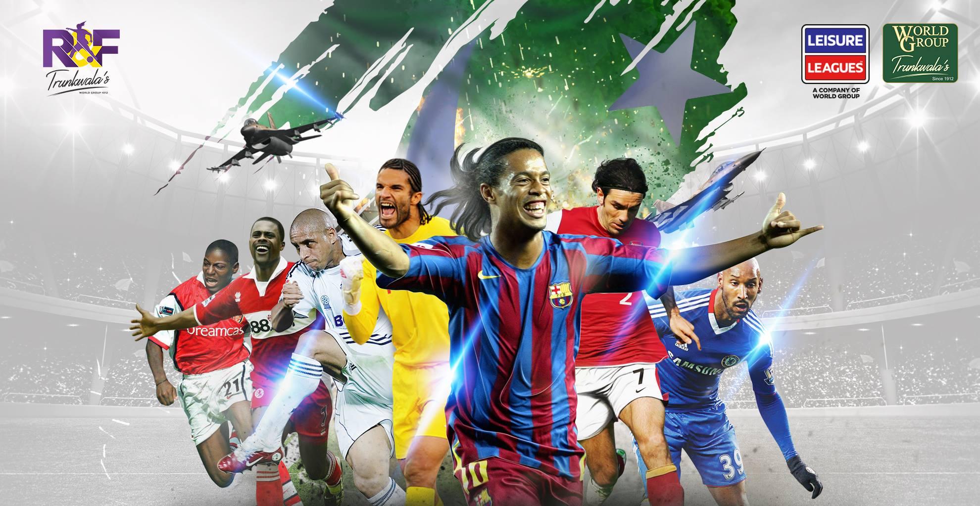 Pakistan's biggest footballing event [Express Tribune]