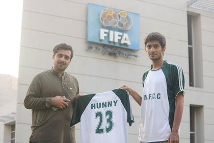 Hassan signed as e-Sports FIFA player [Nation]