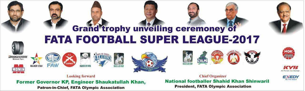 Four int'l footballers to participate in Fata Super Football League [Samaa]