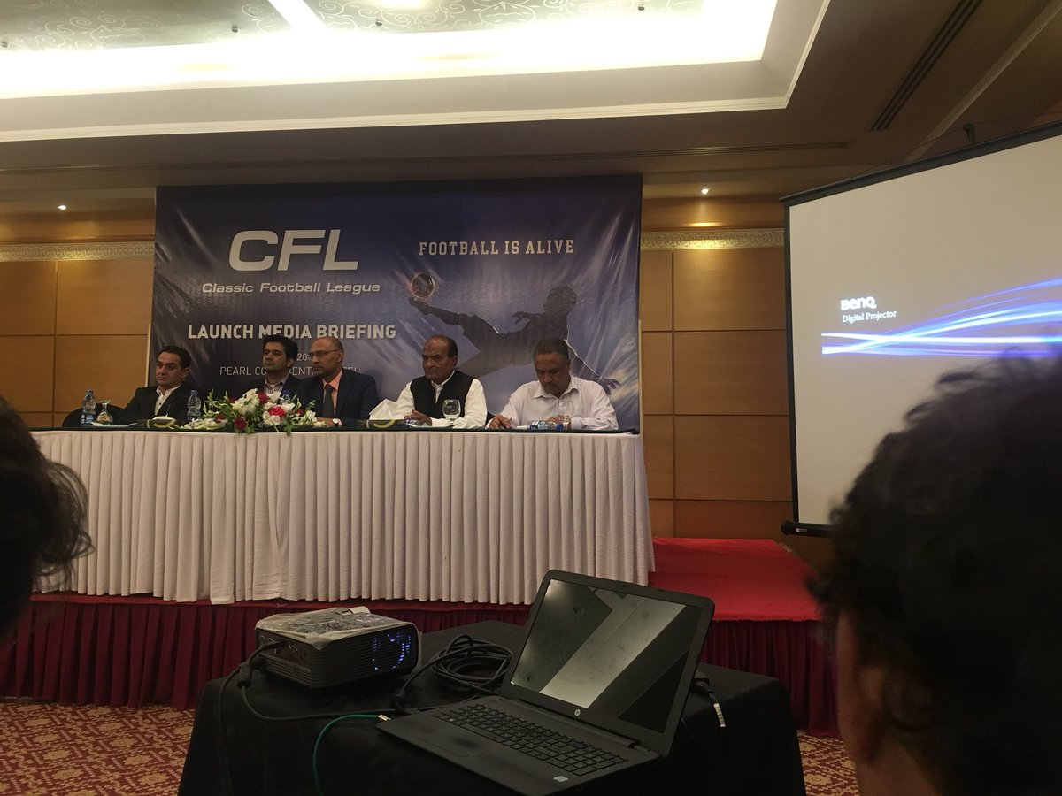 Days after FIFA ban, Hayat faction member announces football event [DAWN]