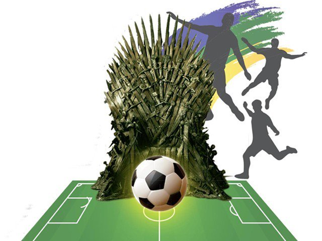 Pakistani football a dirty Game of Thrones [Express Tribune]