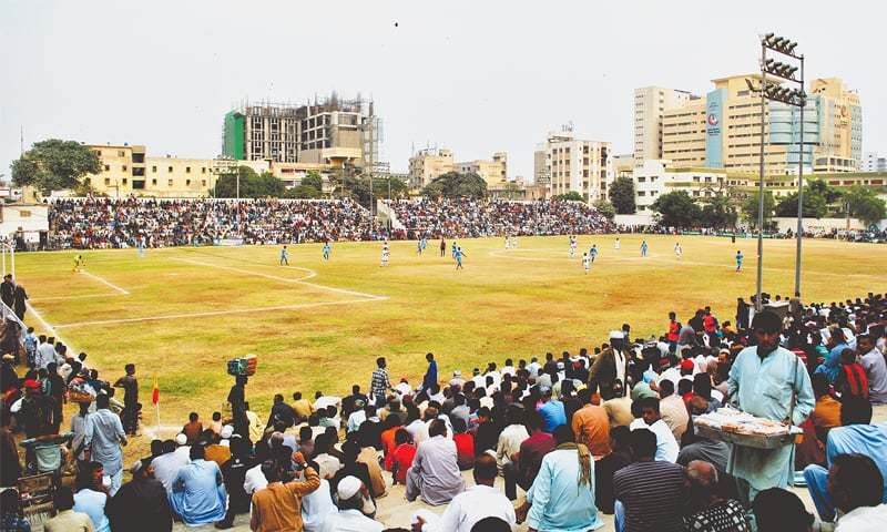 The story of Karachi's KMC football stadium [TNS]