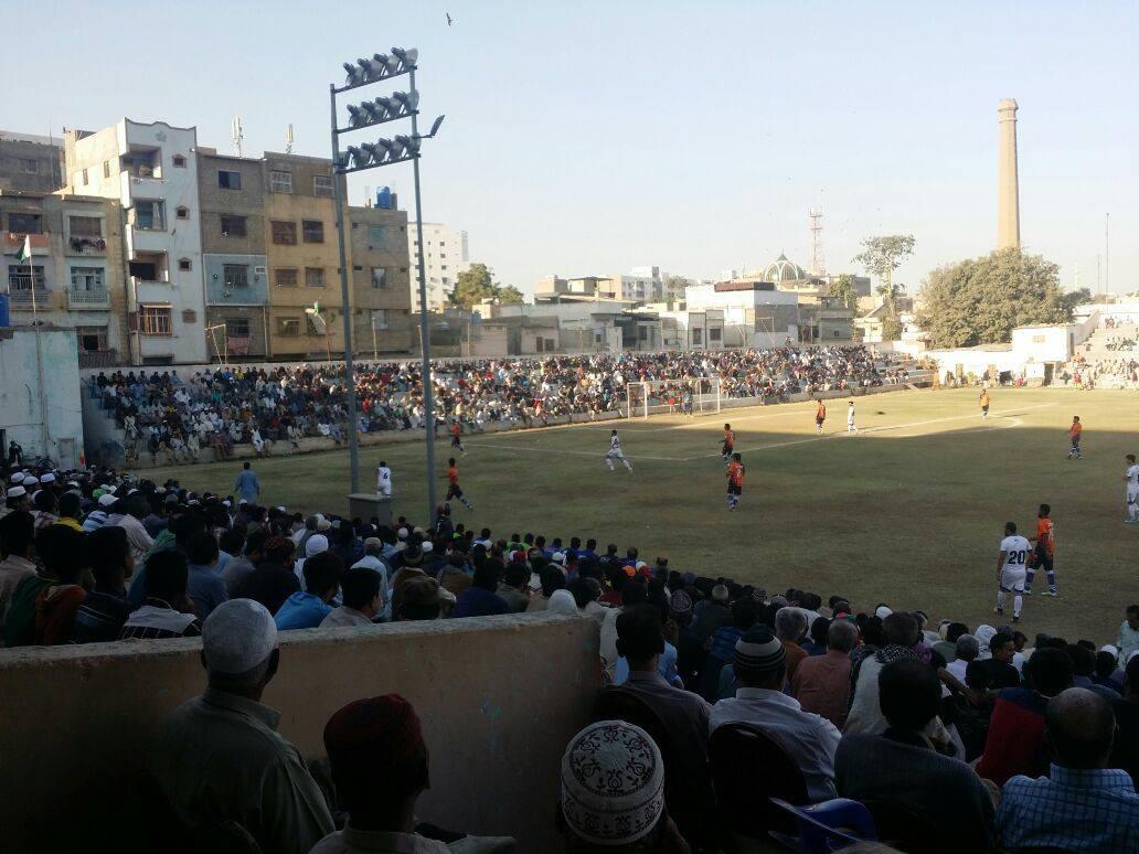 Saqib's heroics propel KRL into final [The News]