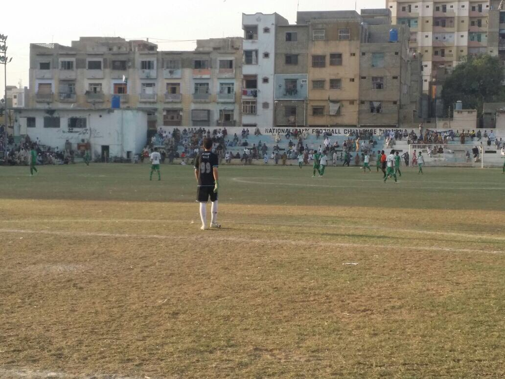 KRL in semi-finals of Quaid-e-Azam Football [The News]