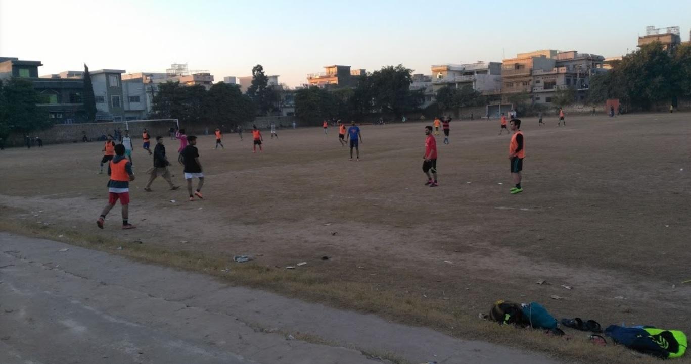 Ground-breaking ceremony held for upgradation of Pindi football stadium [APP]
