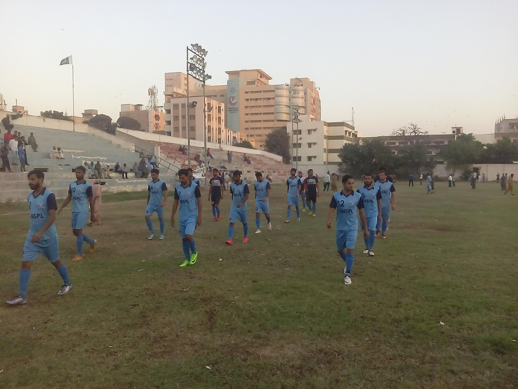 Younis, Junaid put KPT in semis Listen [The News]