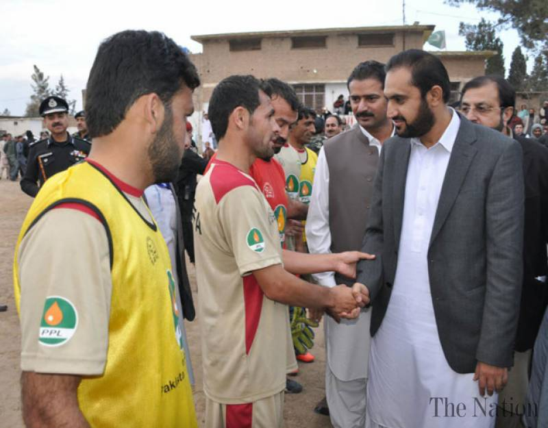 Balochistan CM lauds PPL's efforts [Nation]