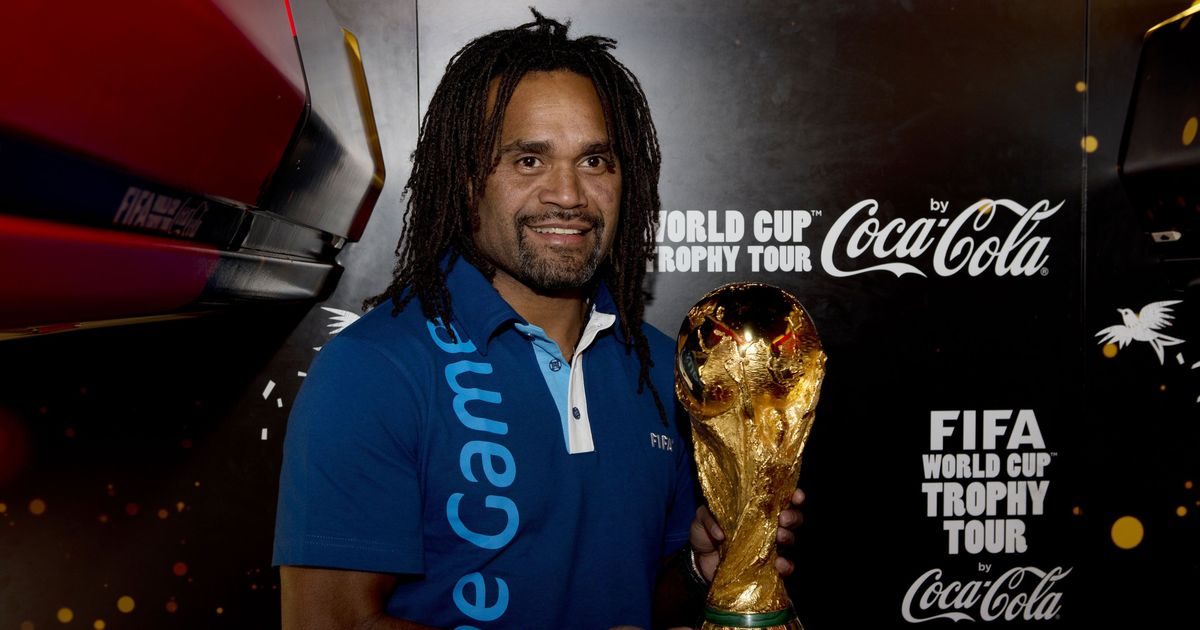 Karembeu to visit Pakistan as World Cup trophy arrives [The News]