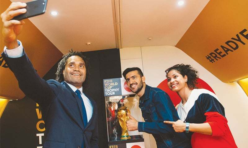 COMMENT: Inside the FIFA World Cup Trophy Tour [Dawn]