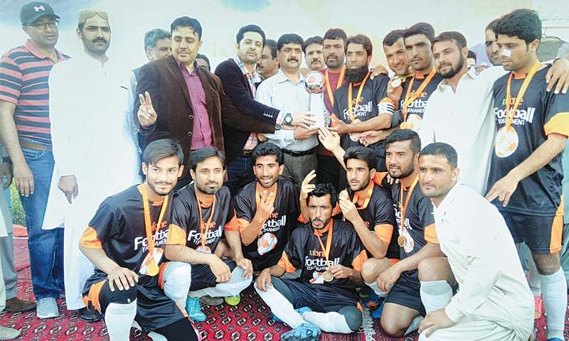 Aqua FC Quetta win Ufone Balochistan Cup [Pak Observer]