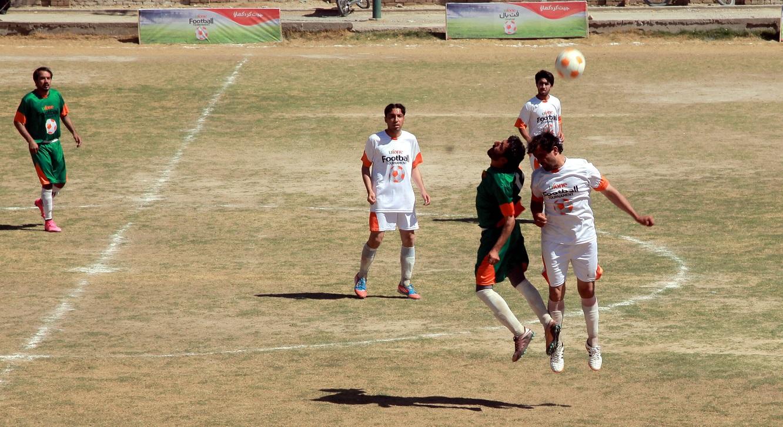 Baloch FC Nushki, Aqua FC Quetta reach Ufone final