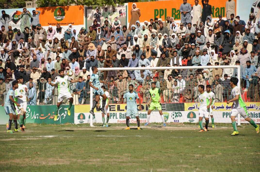 Football in Pakistan: Playing CPEC Onside [Business Recorder]