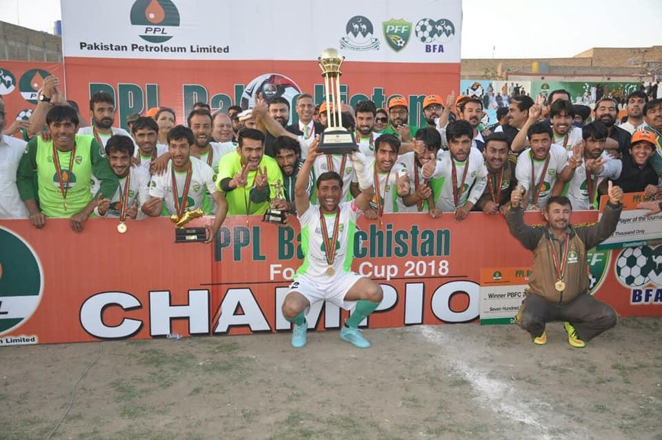 Dukki clinch PPL Balochistan Football Cup 2018 [The Nation]