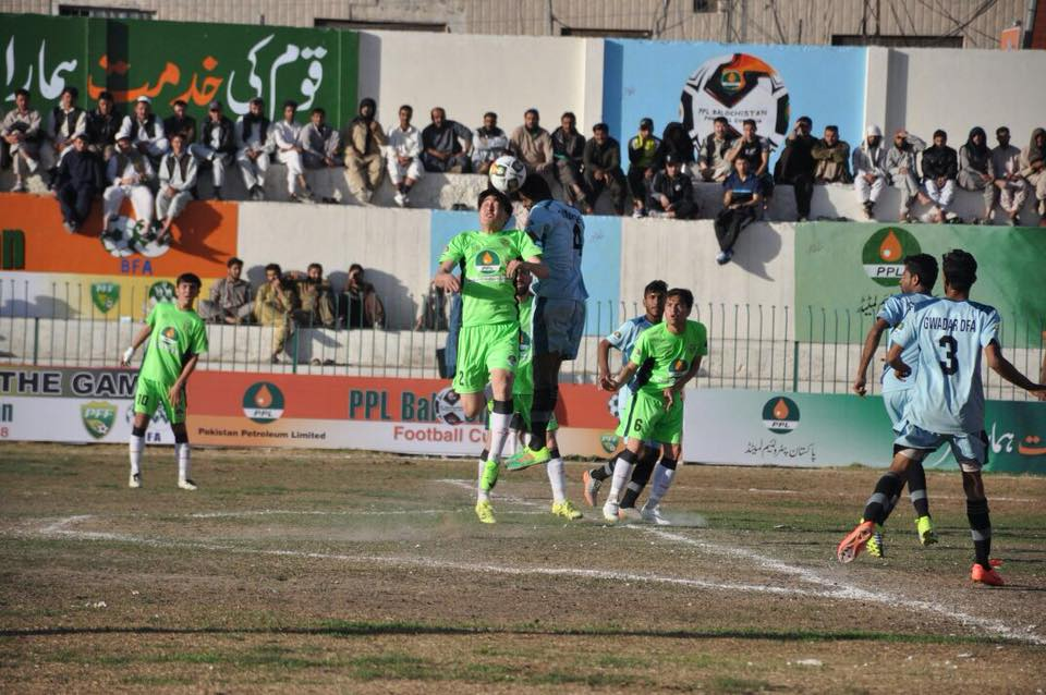 DFA Gwadar reach PPL Balochistan Football Cup quarters [The News/Dawn]