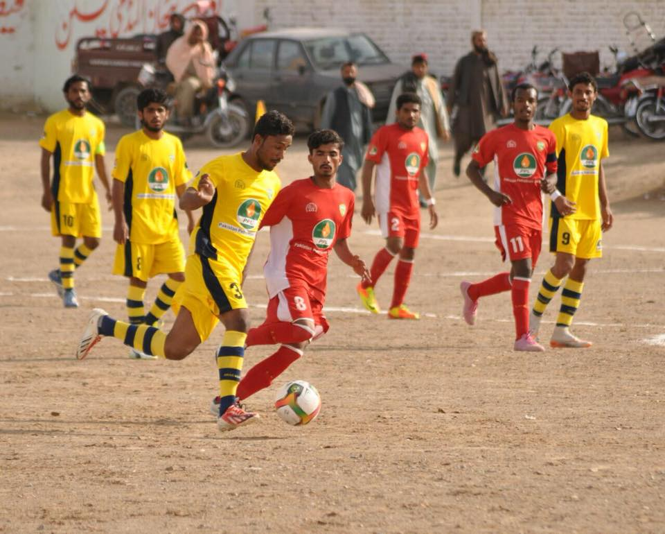 Panjgur, Chaman City, DFA Quetta emerge winners in final round opener [Pak Observer]