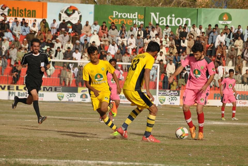 DFA Chaman upset defending champion Panjgur in a thriller [Pak Observer]