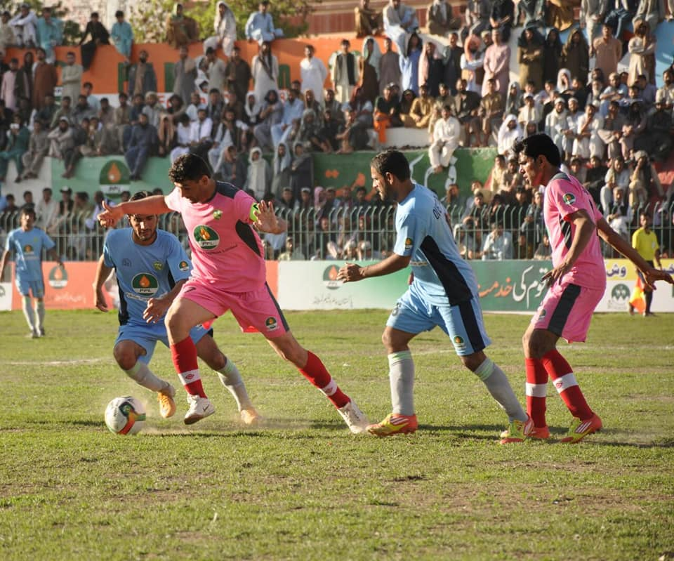 Quetta, Dukki enter Football Cup final [The Nation]