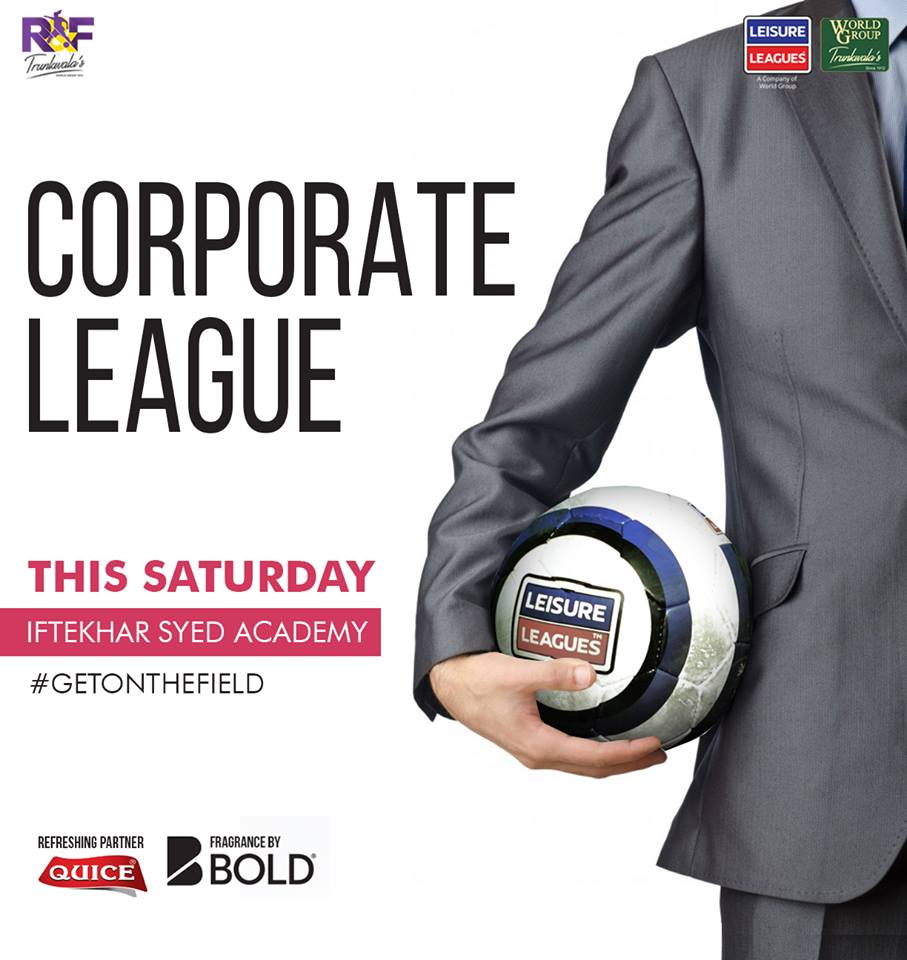 Seven-a-Side Corporate League begins today [The News]
