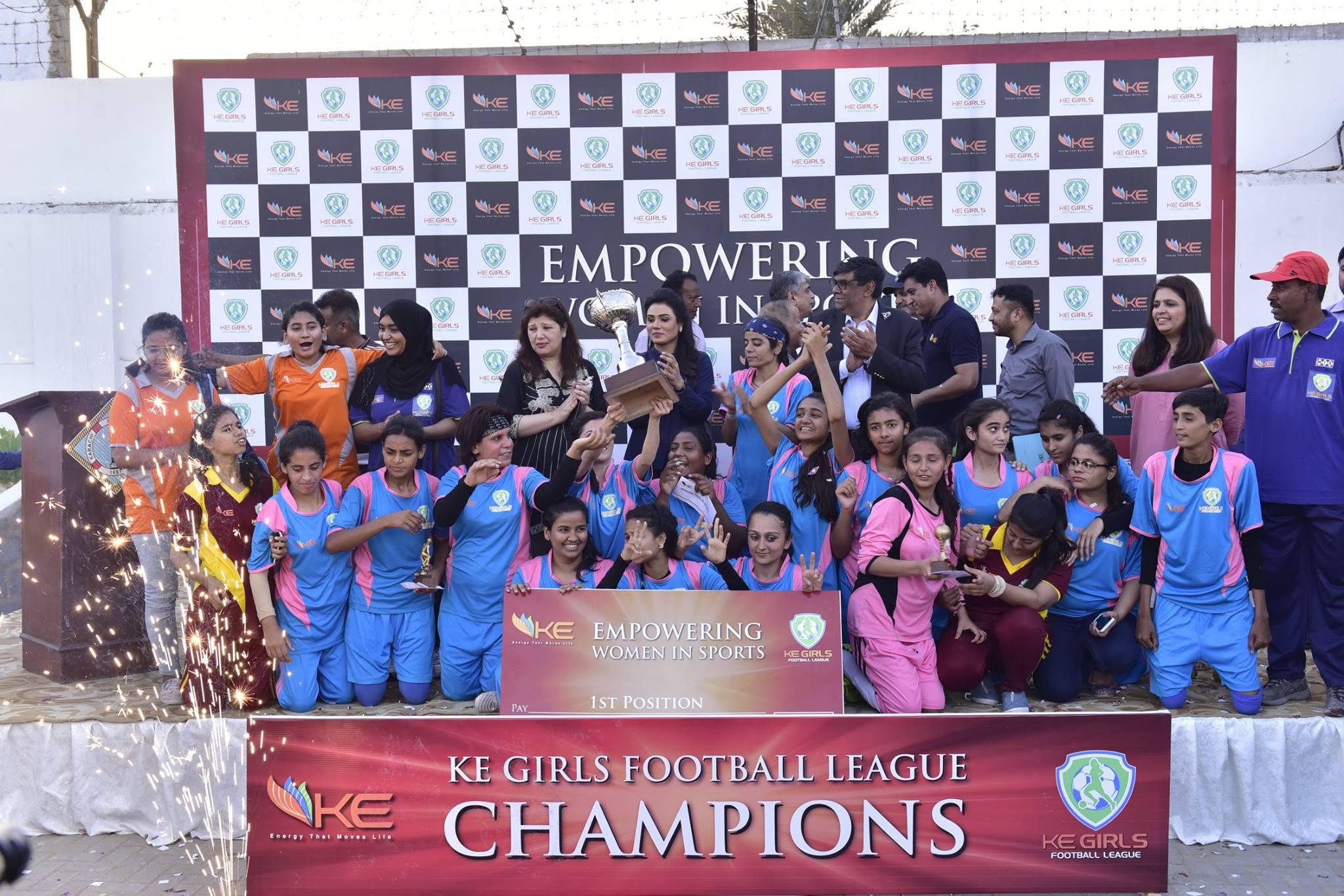 Naseem Hameed academy win K-Electric league [The News]
