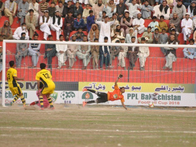 PPL Balochistan Cup moves into semi-finals [Express Tribune]