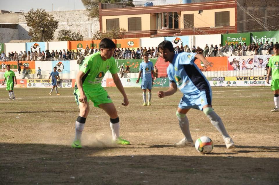 DFA Quetta cruise into PPL Football semis [The News]