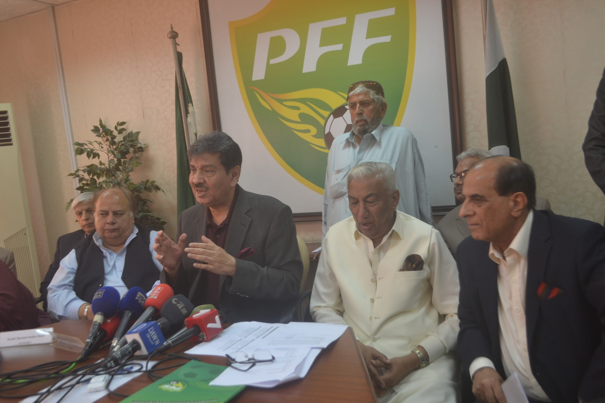 PFF chief to attend crucial SWAFF meeting [Dawn]